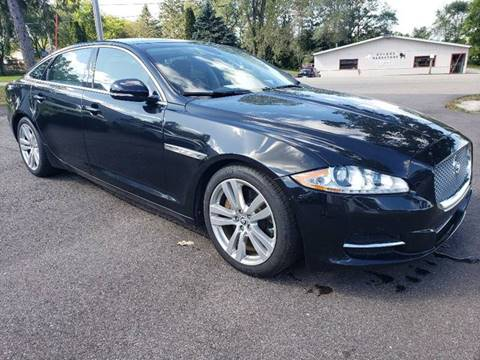2011 Jaguar XJL for sale in Wautoma, WI