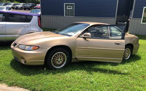 1998 Pontiac Grand Prix for sale in Wautoma, WI