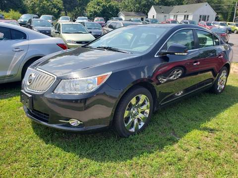 2011 Buick LaCrosse for sale in Wautoma, WI