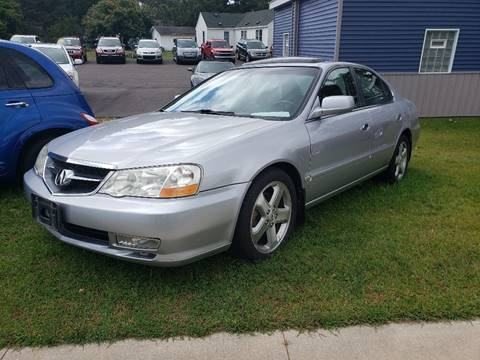 2003 Acura TL for sale in Wautoma, WI
