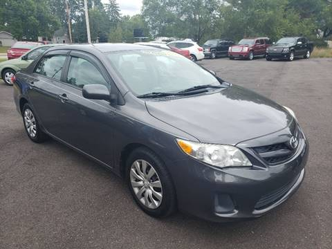 2012 Toyota Corolla for sale in Wautoma, WI
