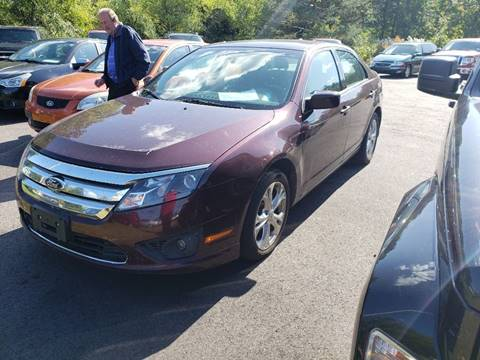 2012 Ford Fusion for sale in Wautoma, WI