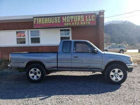 1997 Toyota Tacoma V6 for sale at Firehouse Motors LLC in Bristol TN