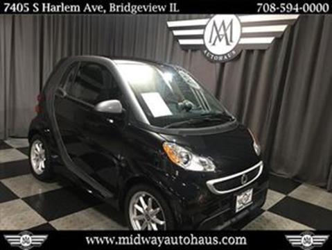 2016 Smart fortwo electric drive for sale in Bridgeview, IL