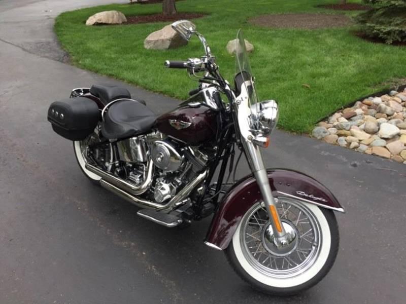 2006 Harley-Davidson Deluxe