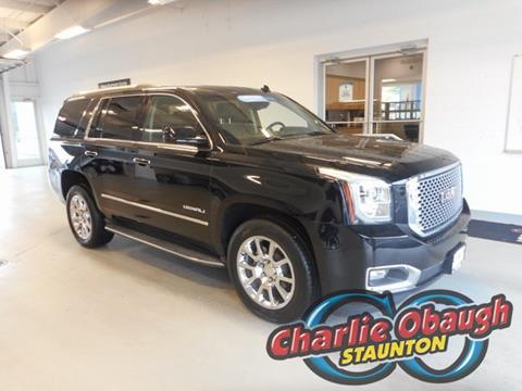 2015 GMC Yukon for sale in Staunton, VA