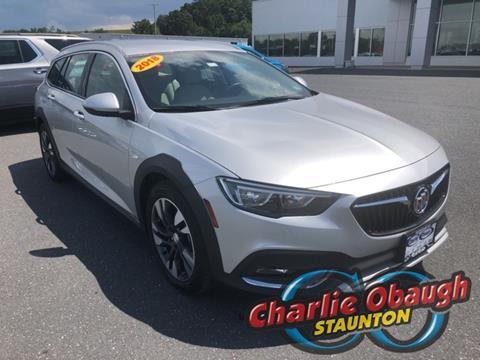 2018 Buick Regal TourX for sale in Staunton, VA