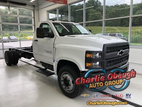 2019 Chevrolet Silverado 4500HD for sale in Staunton, VA