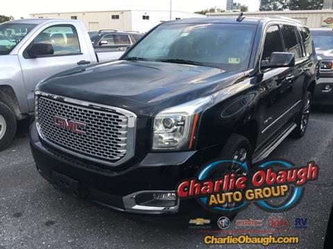 2016 GMC Yukon for sale in Staunton, VA