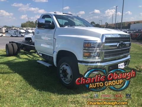 2019 Chevrolet Silverado 6500HD for sale in Staunton, VA