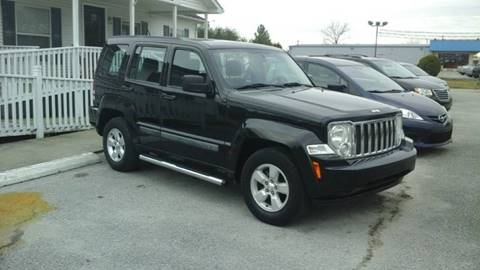 2010 Jeep Liberty for sale in Cookeville, TN