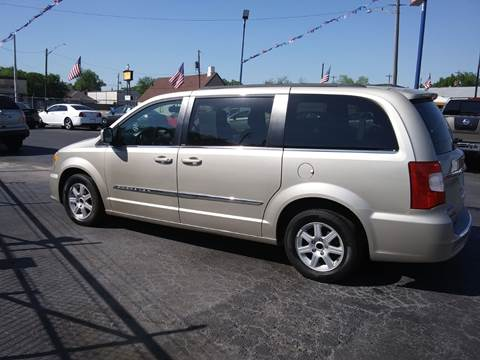 2013 Chrysler Town and Country for sale in South Houston, TX