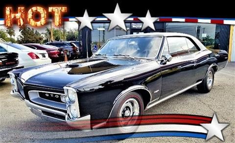 1966 Pontiac GTO for sale in Van Nuys, CA
