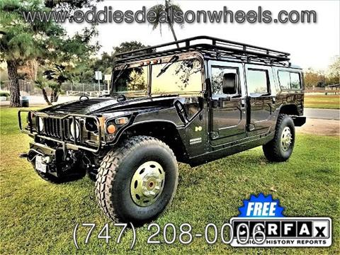 1999 AM General Hummer for sale in Van Nuys, CA