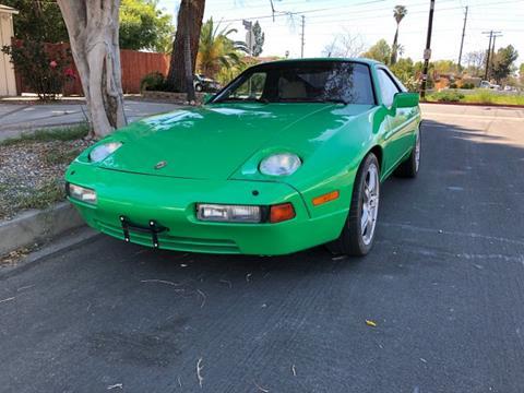 1989 Porsche 928 for sale in Van Nuys, CA