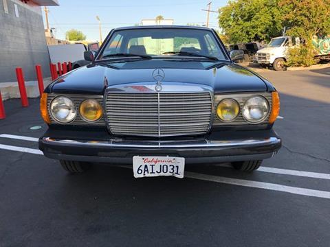 1985 Mercedes-Benz 300-Class for sale in Van Nuys, CA
