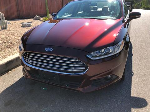 2015 Ford Fusion Hybrid for sale in Van Nuys, CA