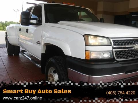 Trucks For Sale In Okc >> 2005 Chevrolet Silverado 3500 For Sale In Oklahoma City Ok
