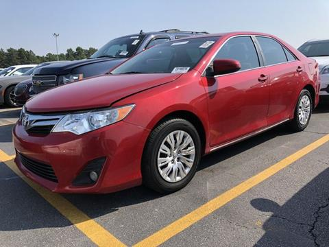 2014 Toyota Camry for sale in Conyers, GA
