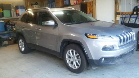 2014 Jeep Cherokee for sale in Dayton, OH