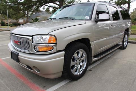 2006 GMC Yukon XL for sale in Spring, TX
