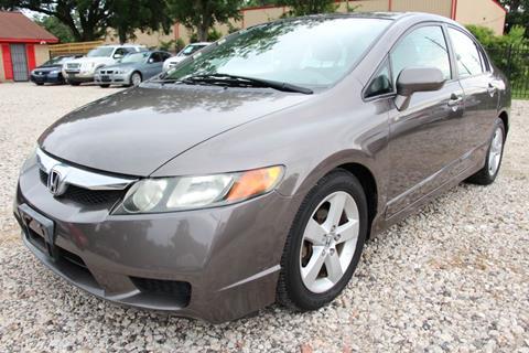 2010 Honda Civic for sale in Spring, TX