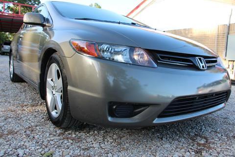2008 Honda Civic for sale in Spring, TX