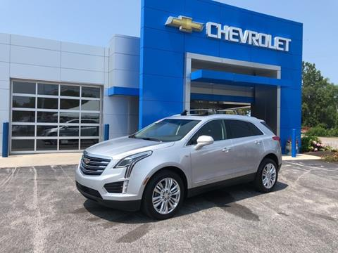 2019 Cadillac XT5 for sale in North Manchester, IN