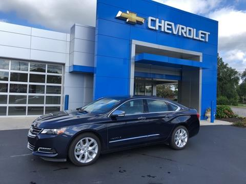 2019 Chevrolet Impala for sale in North Manchester, IN
