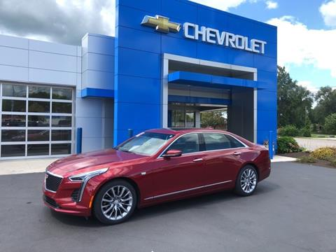 2019 Cadillac CT6 for sale in North Manchester, IN