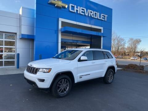 2016 Jeep Grand Cherokee for sale in North Manchester, IN