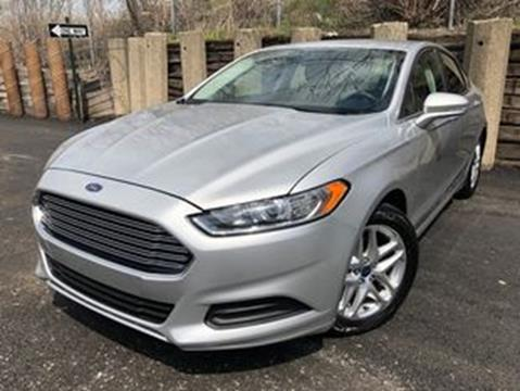 2016 Ford Fusion for sale in Chicago, IL