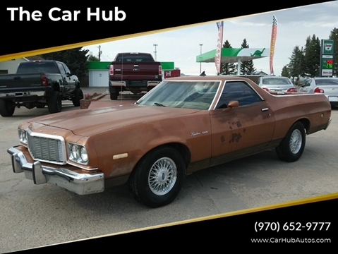 1974 Ford Ranchero for sale in Ault, CO
