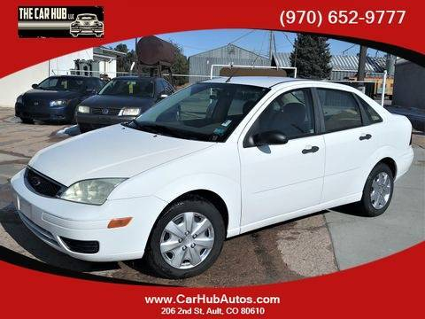 2007 Ford Focus for sale in Ault, CO