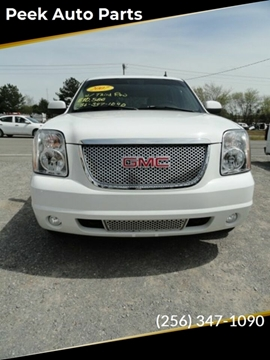 2007 GMC Yukon for sale in Cullman, AL