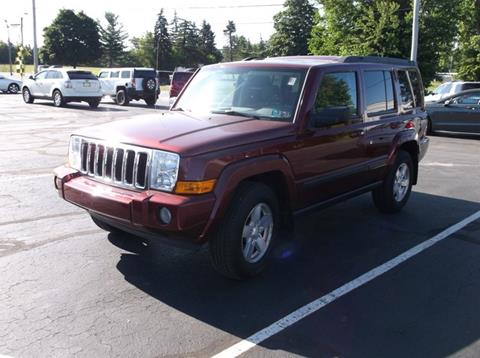 2007 Jeep Commander for sale in Adrian, MI