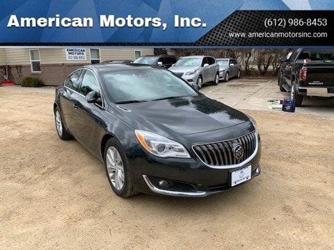 2016 Buick Regal for sale at American Motors, Inc. in Farmington MN