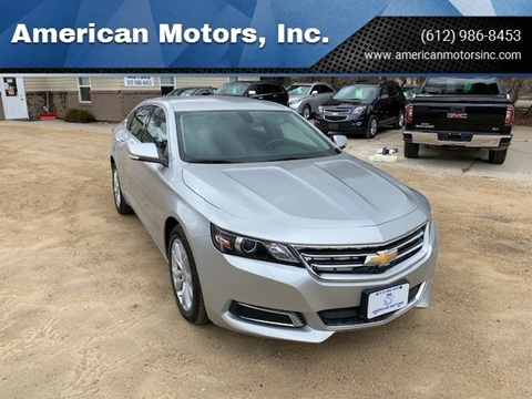 2017 Chevrolet Impala for sale at American Motors, Inc. in Farmington MN