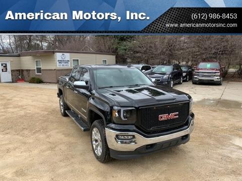 2016 GMC Sierra 1500 for sale at American Motors, Inc. in Farmington MN