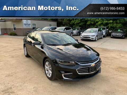 2019 Chevrolet Malibu for sale at American Motors, Inc. in Farmington MN