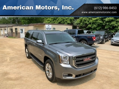 2018 GMC Yukon XL for sale at American Motors, Inc. in Farmington MN
