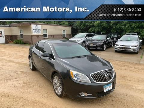 2014 Buick Verano for sale at American Motors, Inc. in Farmington MN