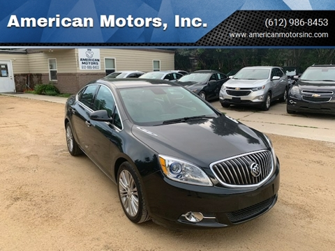 2014 Buick Verano for sale at American Motors, Inc. in Farmington MN