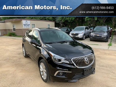 2016 Buick Envision for sale at American Motors, Inc. in Farmington MN