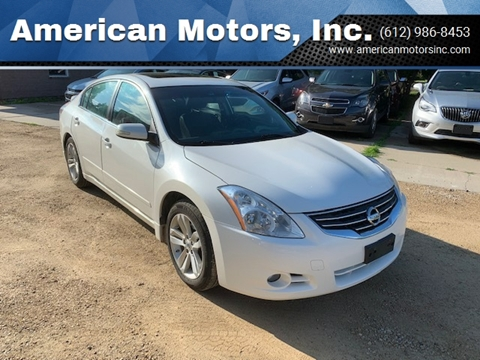 2010 Nissan Altima for sale at American Motors, Inc. in Farmington MN