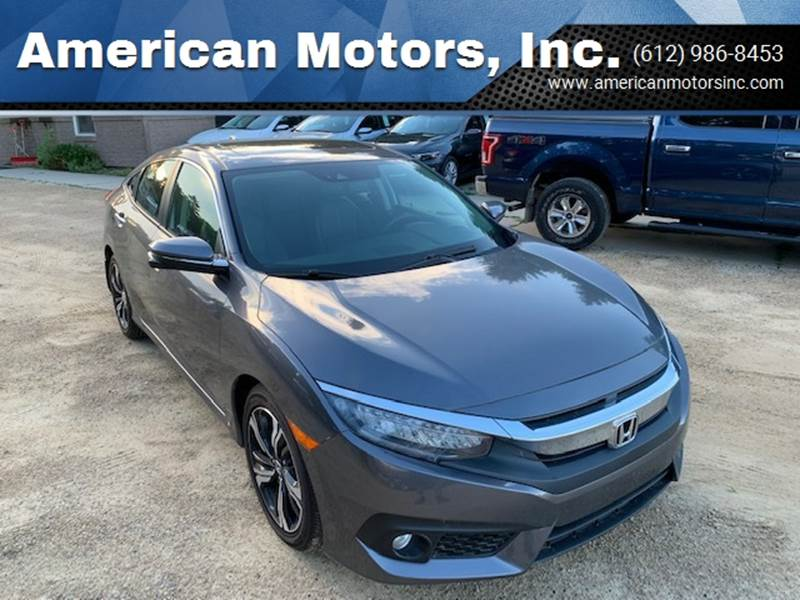2016 Honda Civic for sale in Farmington, MN