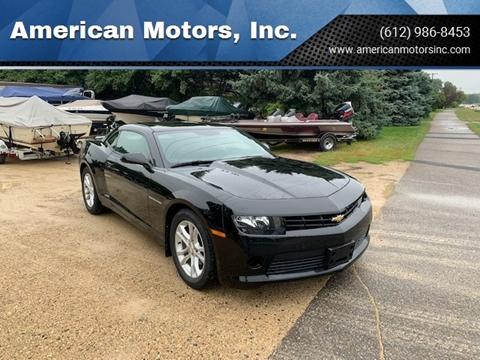 2014 Chevrolet Camaro for sale at American Motors, Inc. in Farmington MN
