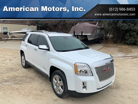 2014 GMC Terrain for sale at American Motors, Inc. in Farmington MN