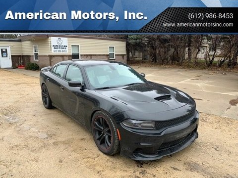 2018 Dodge Charger for sale at American Motors, Inc. in Farmington MN