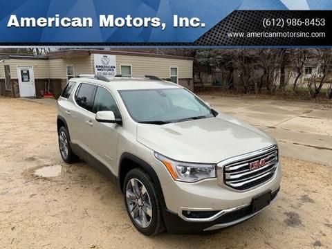 2017 GMC Acadia for sale at American Motors, Inc. in Farmington MN